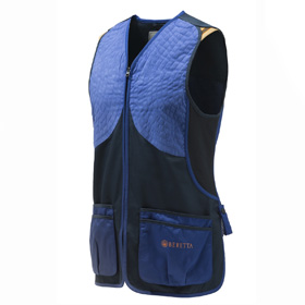 Microsuede vest from Beretta Clothing